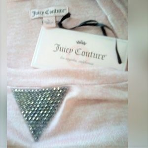 Juicy Couture Tops - Juicy Couture Pullover Top Sz L Pink Short Sleeves